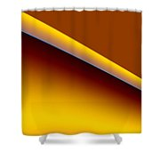 way II Shower Curtain