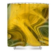 Way Out Of Here Shower Curtain