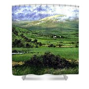 Way To Ardara Ireland Shower Curtain