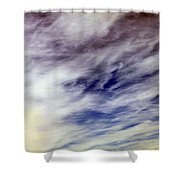 Way To Heaven Shower Curtain