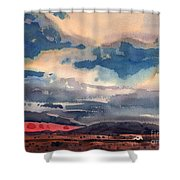 Way West Shower Curtain