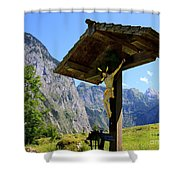 Wayside Shower Curtain