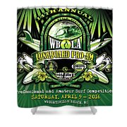 Wbla Proam 2016 Shower Curtain