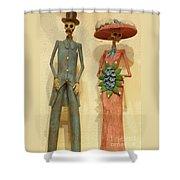 We Shower Curtain