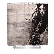 We Dreamed Our Dreams Shower Curtain