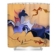 We Spent A Little Time Together Shower Curtain