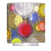 We Will Have Many Moons #2 Shower Curtain