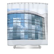 Weather Prediction Shower Curtain