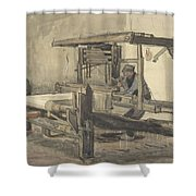 Weaver Shower Curtain
