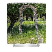 Wedding Bliss Shower Curtain