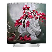 Wedding Shower Curtain