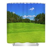 Weekend Dreams Shower Curtain