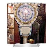 Weight Machine Jefferson Texas General Store Shower Curtain