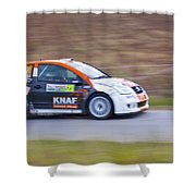 Weijs Jr. Degandt Shower Curtain