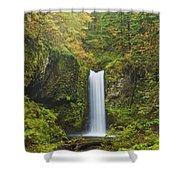 Weisendanger Falls Shower Curtain