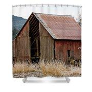 Welcome Barn_mg_-9090 Shower Curtain