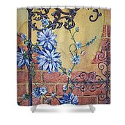 Welcome Sparrow-jp2781 Shower Curtain