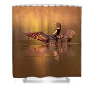Welcome To A New Day Shower Curtain