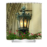 Welcome To Biltmore House Shower Curtain