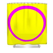 Welcome To Heaven Shower Curtain
