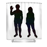 Welcome To Urf Shower Curtain