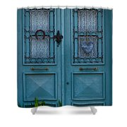Welcoming And Beautiful Entrance Shower Curtain