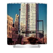 Wells Fargo Shower Curtain
