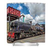 Welsh Highland Railway Shower Curtain
