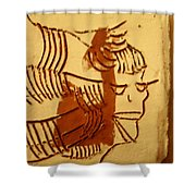 Wendy - Tile Shower Curtain
