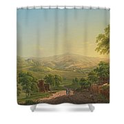 Wernigerode Shower Curtain
