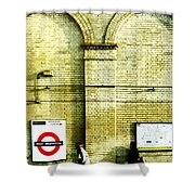 West Brompton Shower Curtain