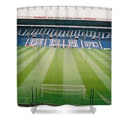West Bromwich Albion - The Hawthorns - Brummie Road End 2 - August 2003 Shower Curtain