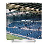 West Bromwich Albion - The Hawthorns - East Stand 1 - August 2003 Shower Curtain