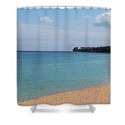 West Maui Bay Shower Curtain