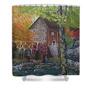 West Virginia Wonder Shower Curtain