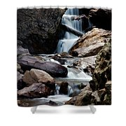 West Willow Creek 2 Shower Curtain