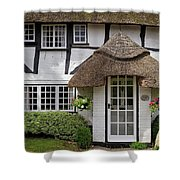 Westbrook Cottage Micheldever Shower Curtain