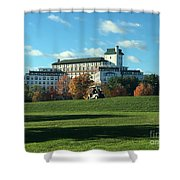 Westchester Country Club Shower Curtain