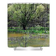 Westcreek Reservation 12 Shower Curtain