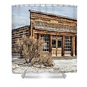 Western Saloon Shower Curtain