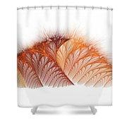 Western Watchtower Shower Curtain