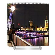 Westminster Embrace Shower Curtain