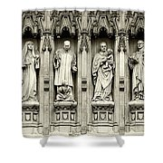 Westminster Martyrs Memorial - 1 Shower Curtain
