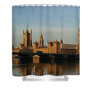 Westminster Morning Shower Curtain