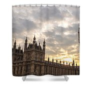 Westminster Palace Shower Curtain