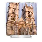 Westmintser Abbey Shower Curtain