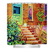 Westmount Home Shower Curtain