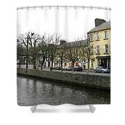Westport Ireland I Shower Curtain