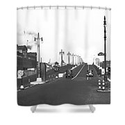 Westside Express Highway In Ny Shower Curtain