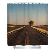 Westward Horizon Shower Curtain